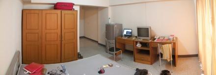 Habitación del Mahaphol Apartment