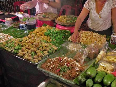 Comida, comida, comida y más comida