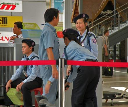 Aeropuerto de Vientiane