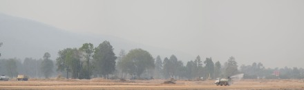 Chiang Mai bajo la capa de contaminación