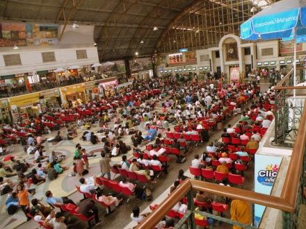 Estación de Bangkok