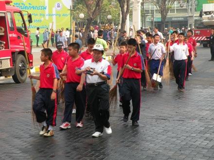 Los colegios se apuntan al trabajo
