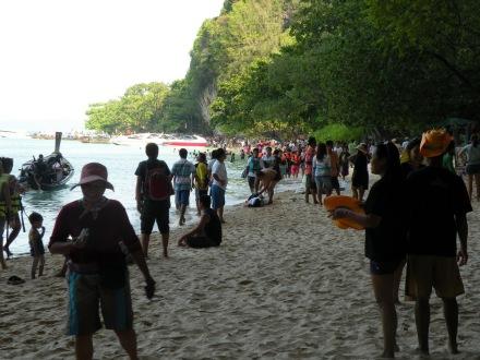 Pha Nang Cave Beach