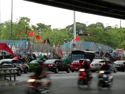 Protestas 27 de abril