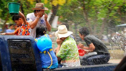 http://en.wikipedia.org/wiki/Songkran