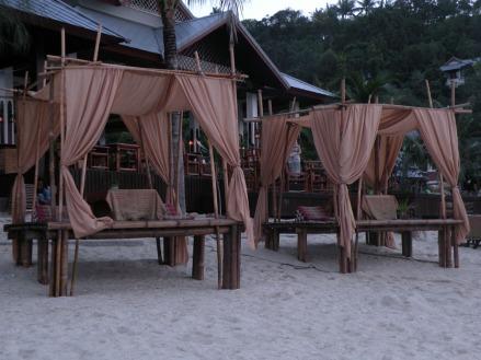 Masajes en Ko Phangan