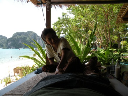 Masajes en Ton Say Beach