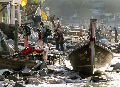 THAILAND-ASIA-AERIAL