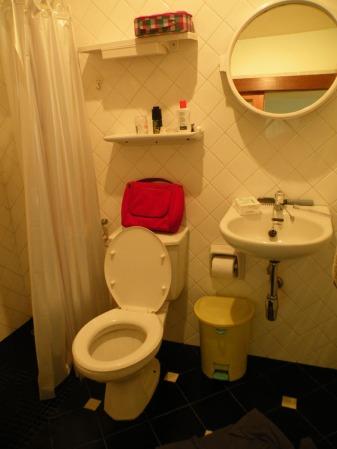 casa ban pun noy baño domirtorio