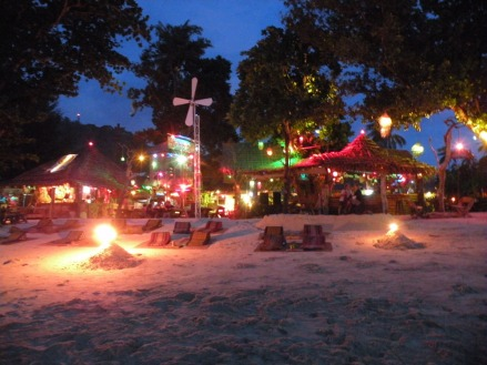 Kiko Bea Loh Dalam Beach