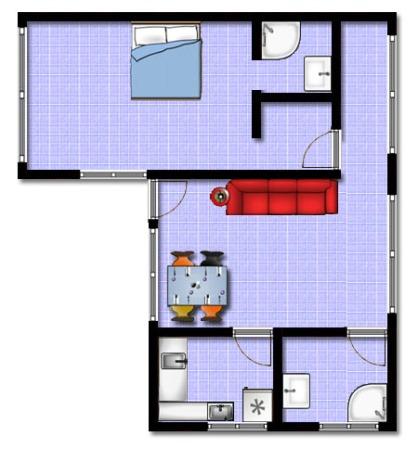 Plano casa Ban Pun Noi