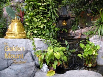 Wat Saket Golden Mount