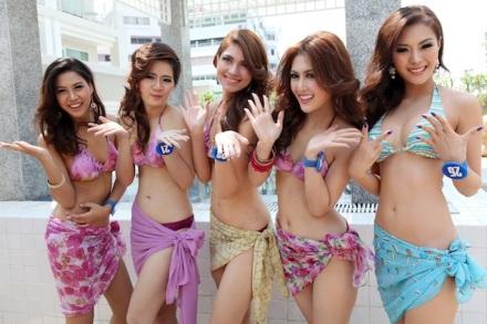 Miss Tailandia 2012