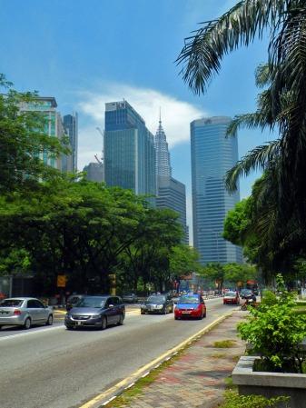 Las Petronas. Kuala Lumpur